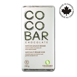 Coconama Bar Match & Black Sesame
