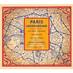 PARIS UNDERGROUND - BARGAIN BOOK