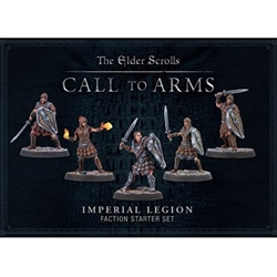 Elder Scrolls Call To Arms: Imperial Legion Faction Starter Set