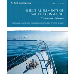 ESSENTIAL ELEMENTS OF CAREER COUNSELING 3/E