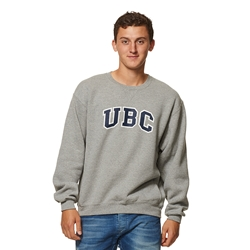 Sweatshirt - UBC Basic Crewneck Grey
