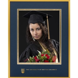 Photo frame - UBC Gold Metal